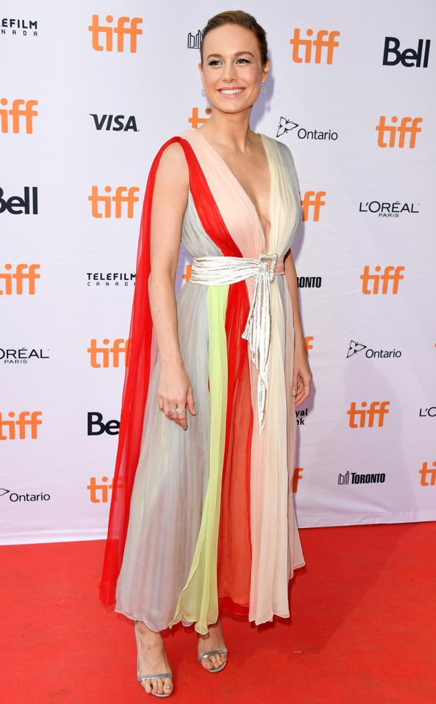 Brie Larson, 2017 Toronto International Film Festival