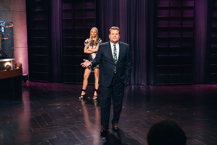Gwyneth Paltrow, James Corden, The Late Late Show