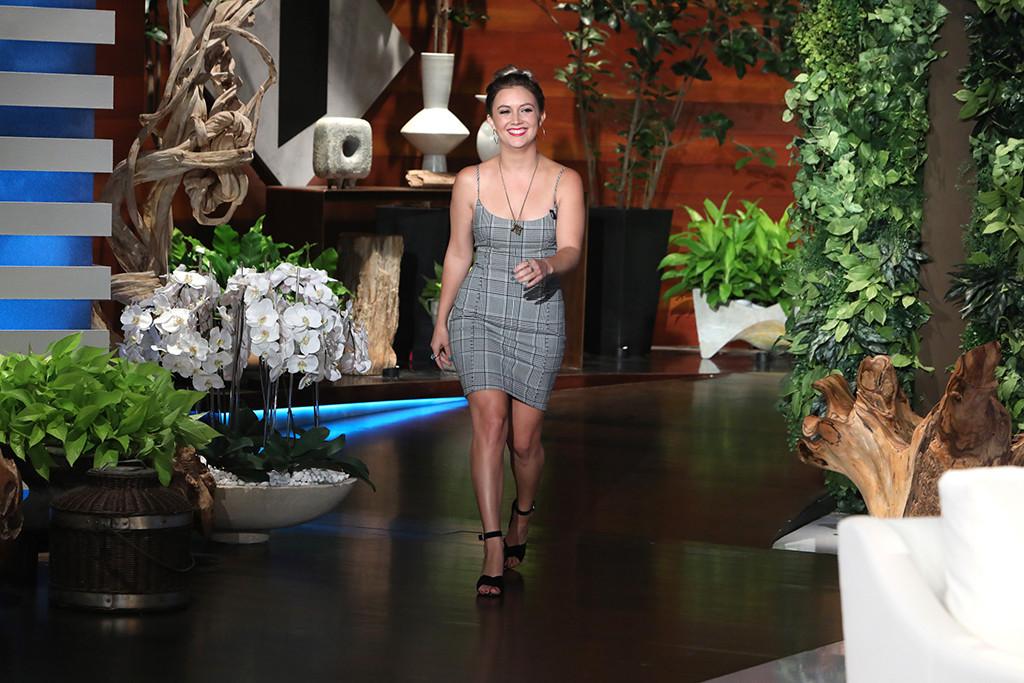 Billie Lourd, The Ellen DeGeneres Show