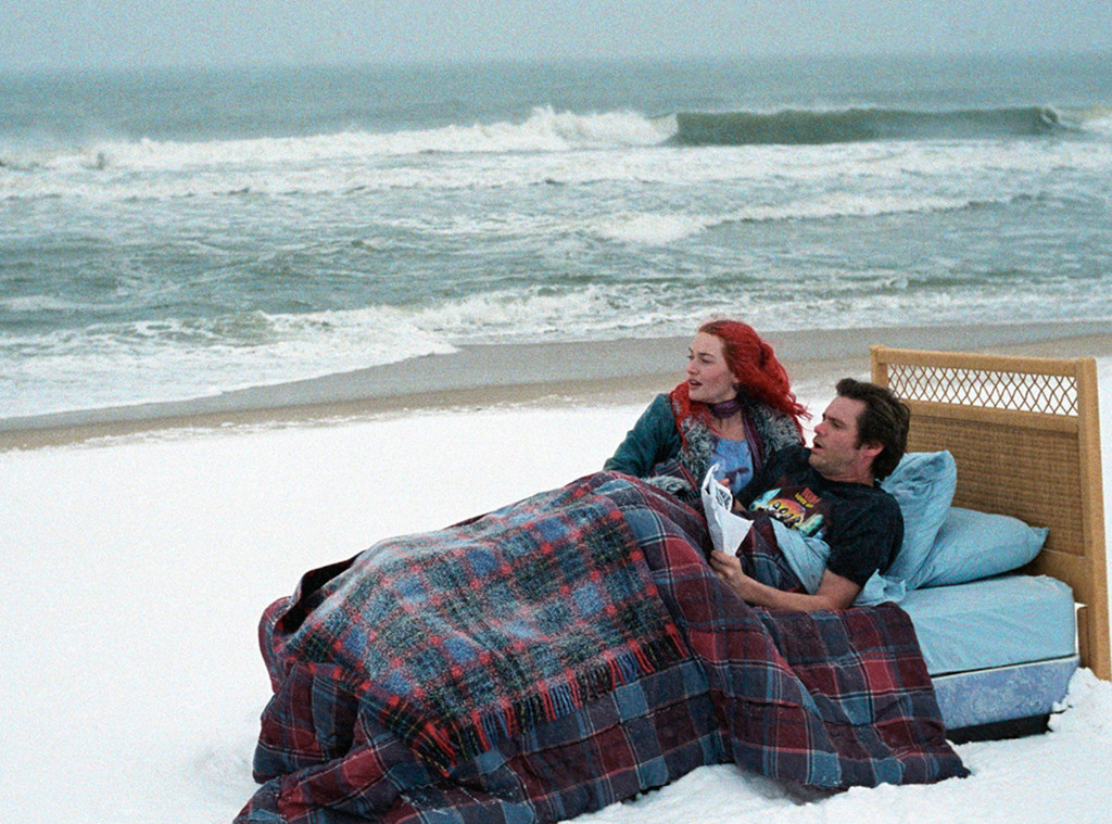Jim Carrey, Kate Winslet, Eternal Sunshine of the Spotless Mind