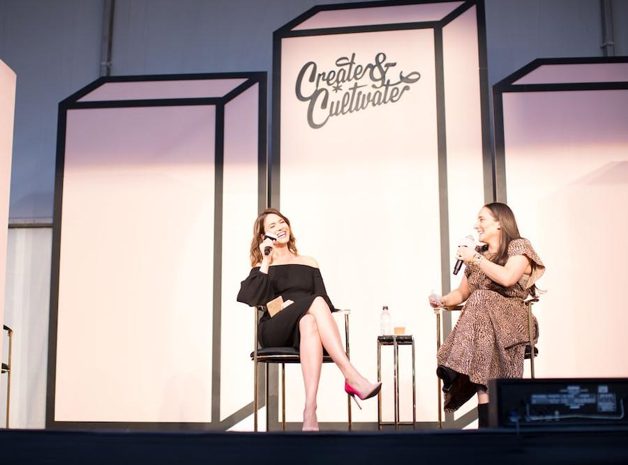 Mandy Moore, Create Cultivate