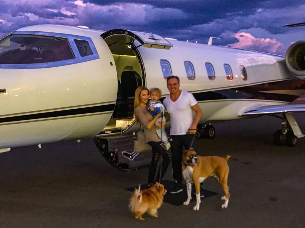 Lisa Hochstein Fires Back About Her Private Plane Escape from Hurricane Irma