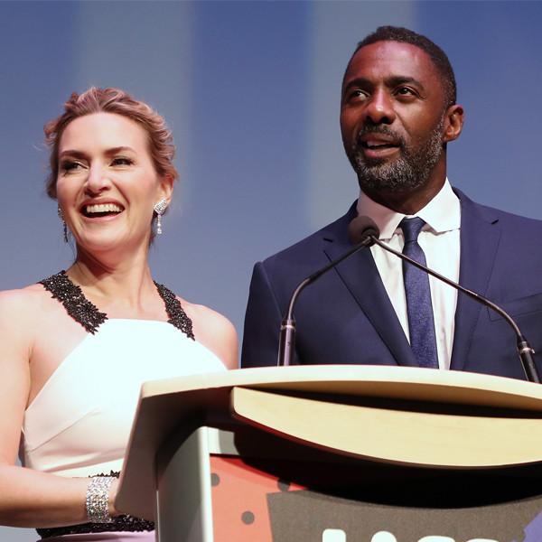 Kate Winslet, Idris Elba