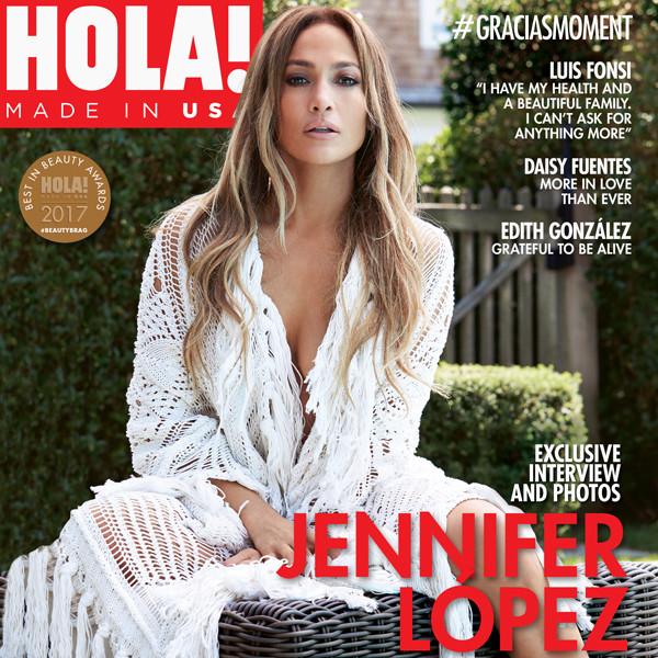 Jennifer Lopez, HOLA! USA