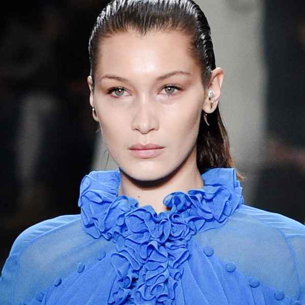 ESC: E!ssentials Runway Hair, Bella Hadid