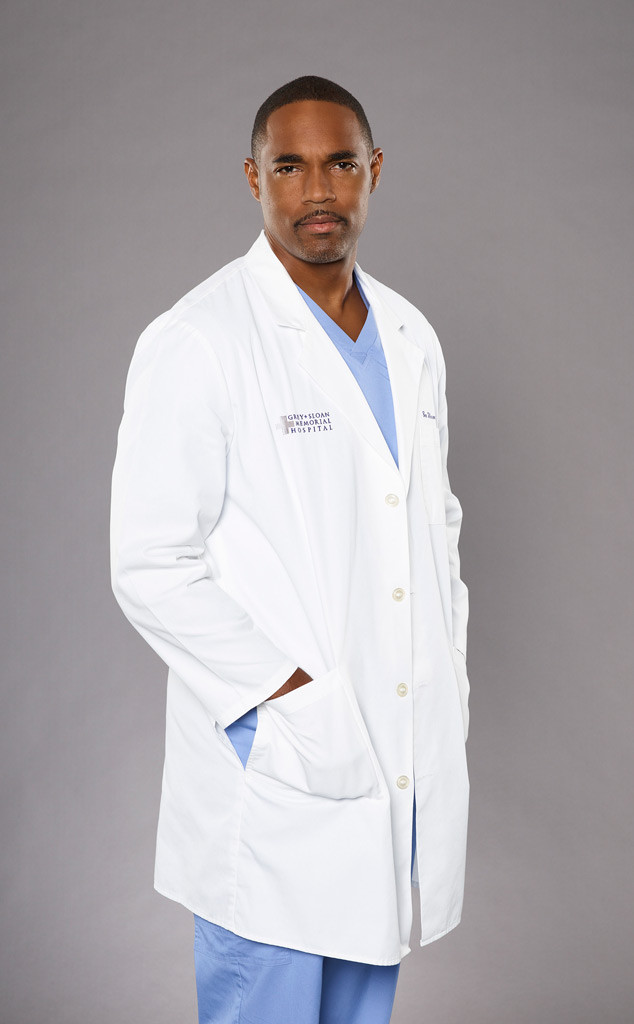 Jason George, Grey's Anatomy