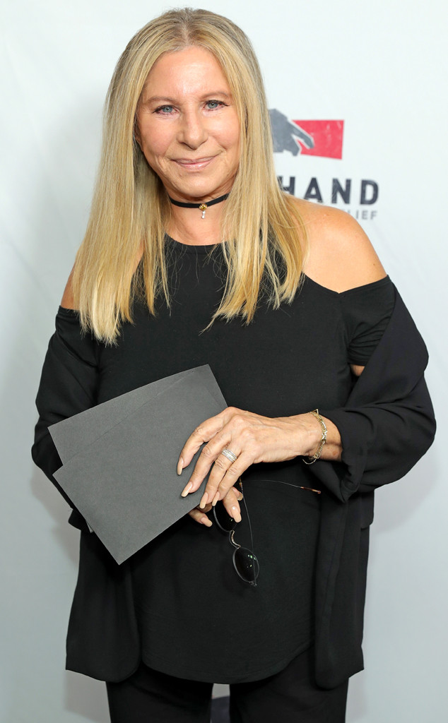 Barbra Streisand, Hand in Hand: A Benefit for Hurricane Relief