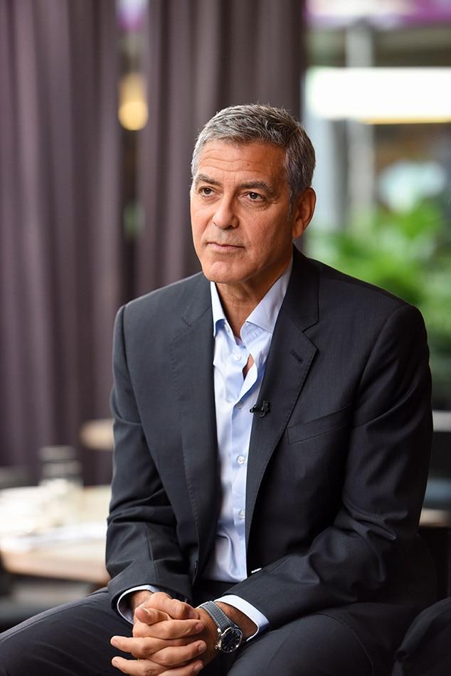 2017 Toronto Film Festival, George Clooney