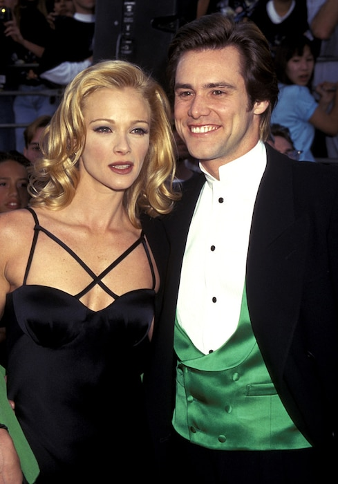 Lauren Holly, Jim Carrey