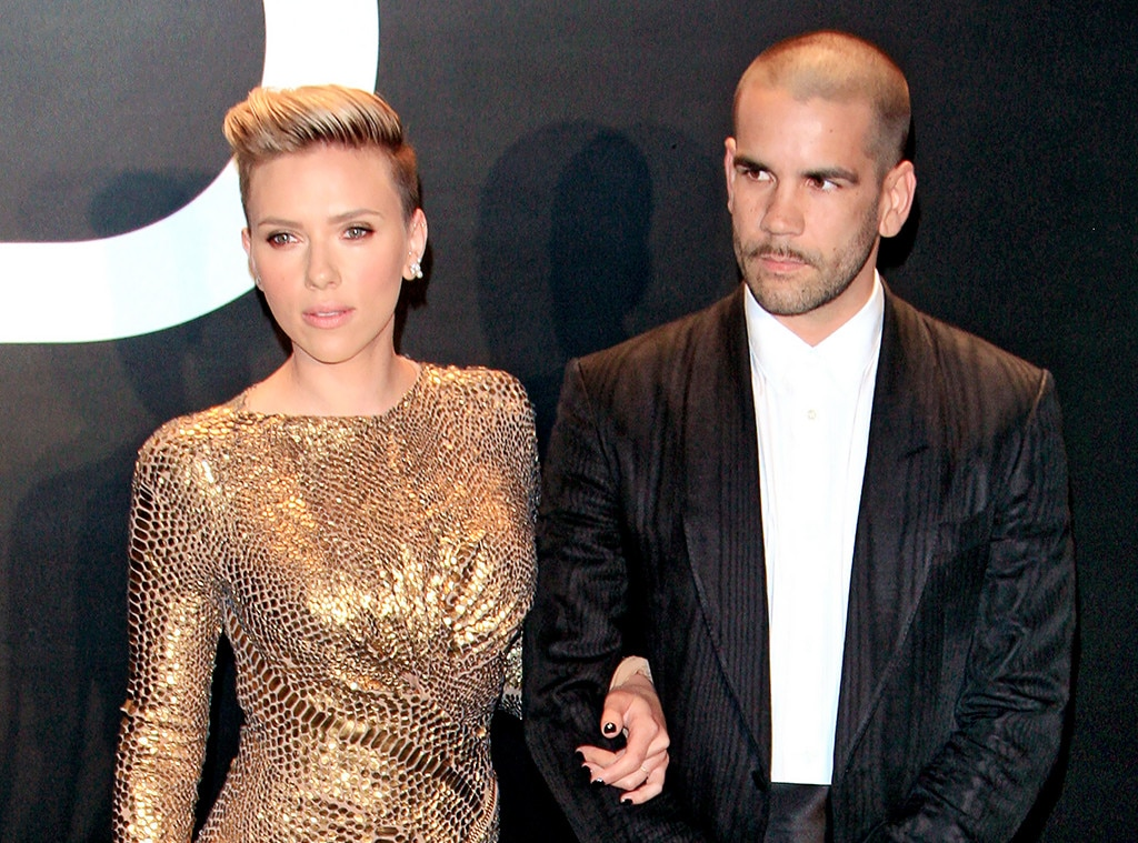 Scarlett Johansson And Romain Dauriac Finish Their Divorce Proceedings