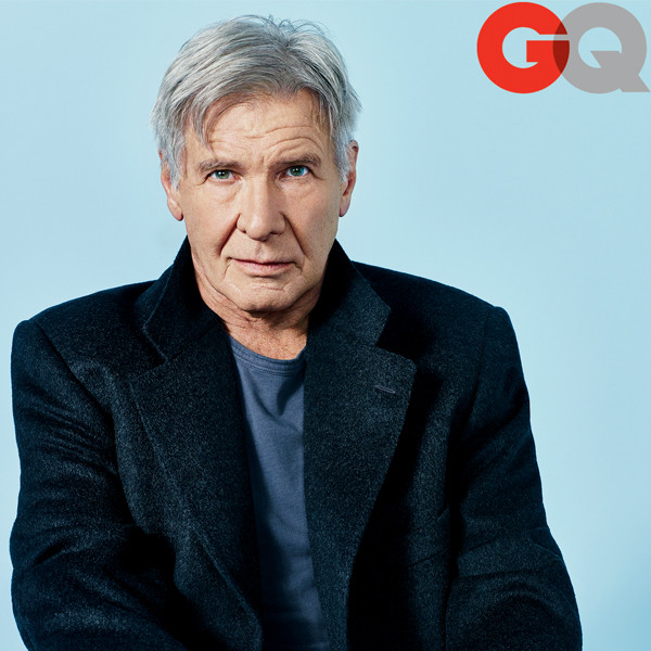 Harrison Ford, GQ
