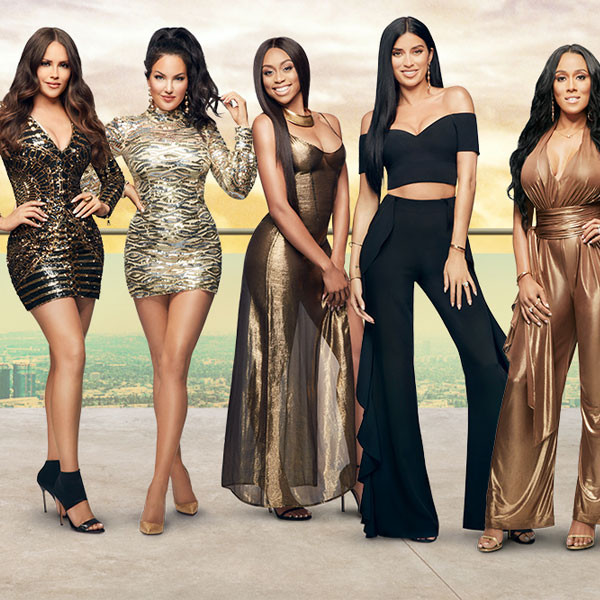 WAGS Season 3 Cast