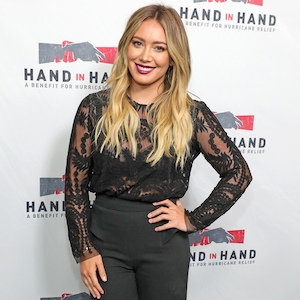 Hilary Duff, Hand in Hand: A Benefit for Hurricane Relief