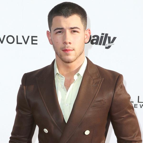 Nick Jonas, Fashion Los Angeles Awards