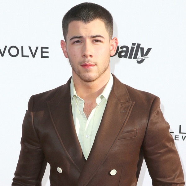 Nick Jonas, Fashion Los Angeles Awards
