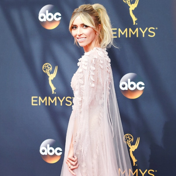 Giuliana Rancic's Emmys Look Over the Years
