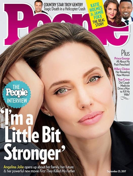Angelina Jolie, People