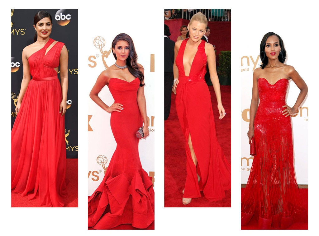 ESC: Emmy Awards, Best Dressed Ever