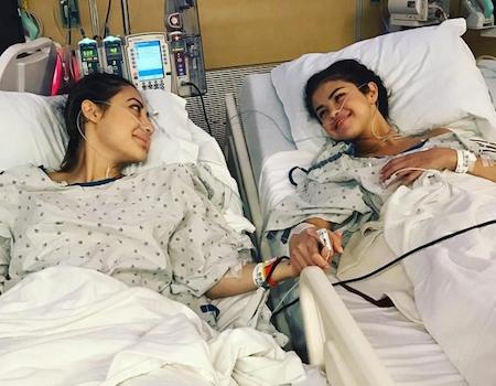 Selena Gomez Suffered Near-Fatal Complication After Kidney Transplant, Francia Raisa Says