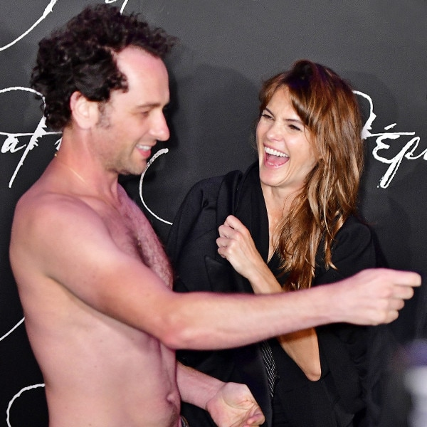 Matthew Rhys Strips at the <i>Mother!</i> Premiere