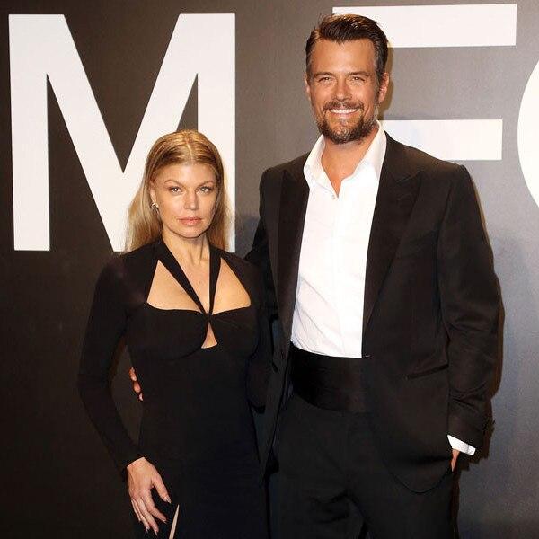 Fergie and Josh Duhamel: Romance Rewind