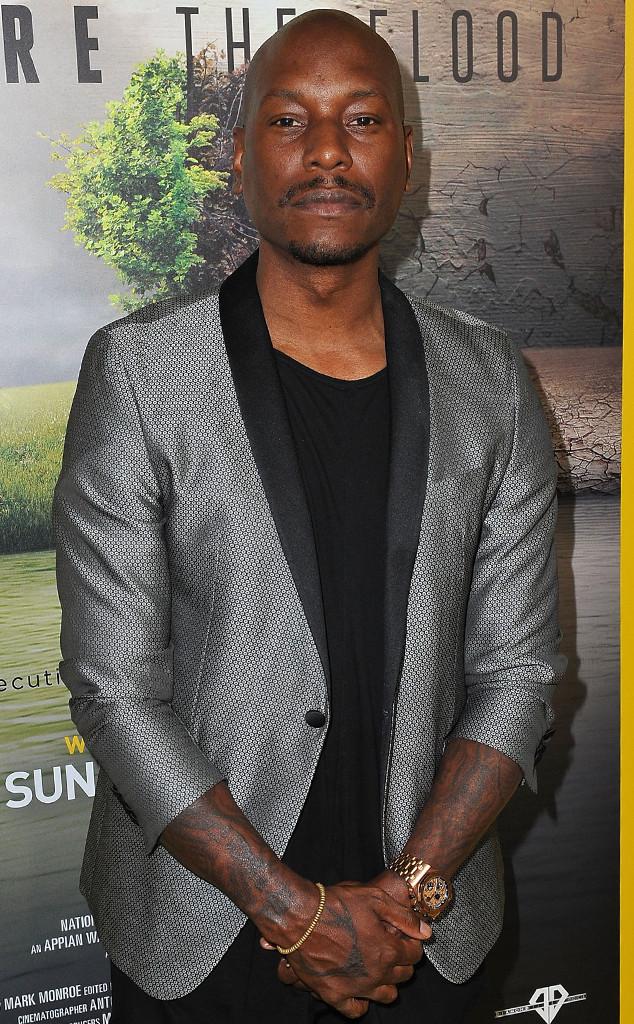 Tyrese Gibson