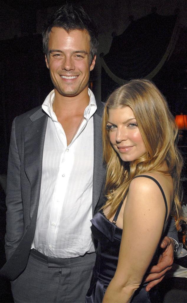 Josh Duhamel & Fergie, 2007