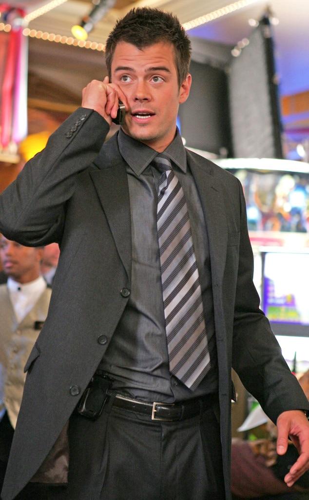 Josh Duhamel, 'Las Vegas'