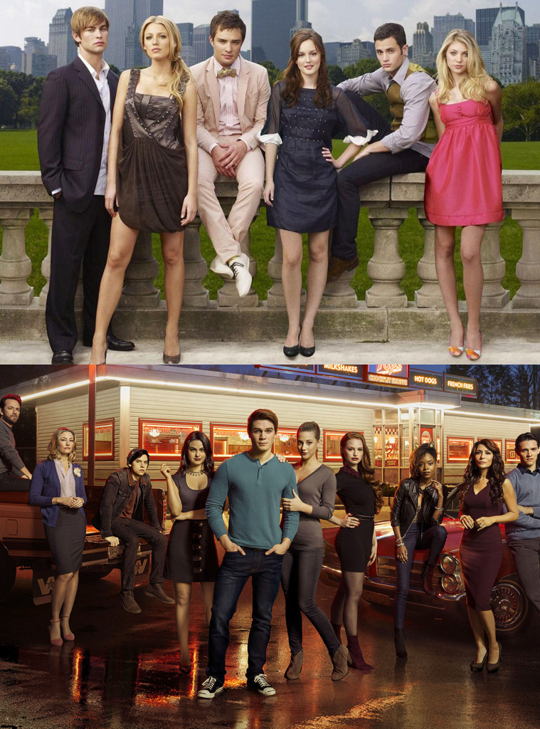 Gossip Girl, Riverdale