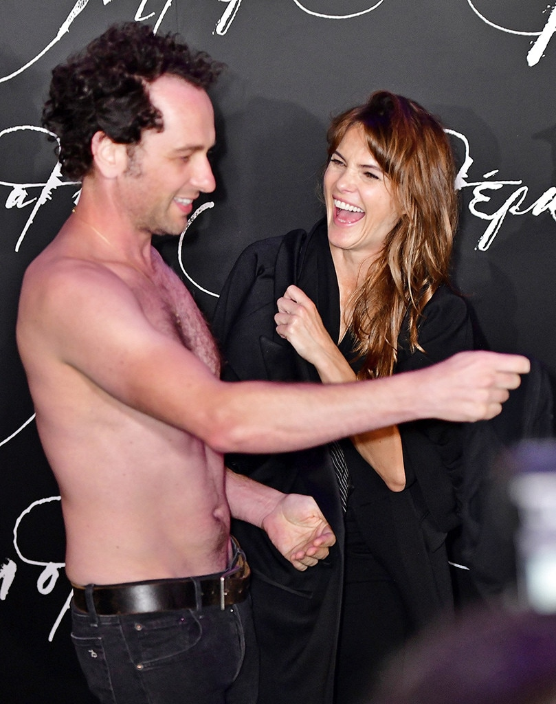 9 Stages of Matthew Rhys Stripping at the mother! Premiere ...