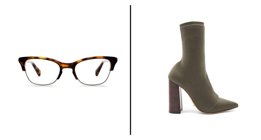 Branded: Fall Staples Based on Glasses