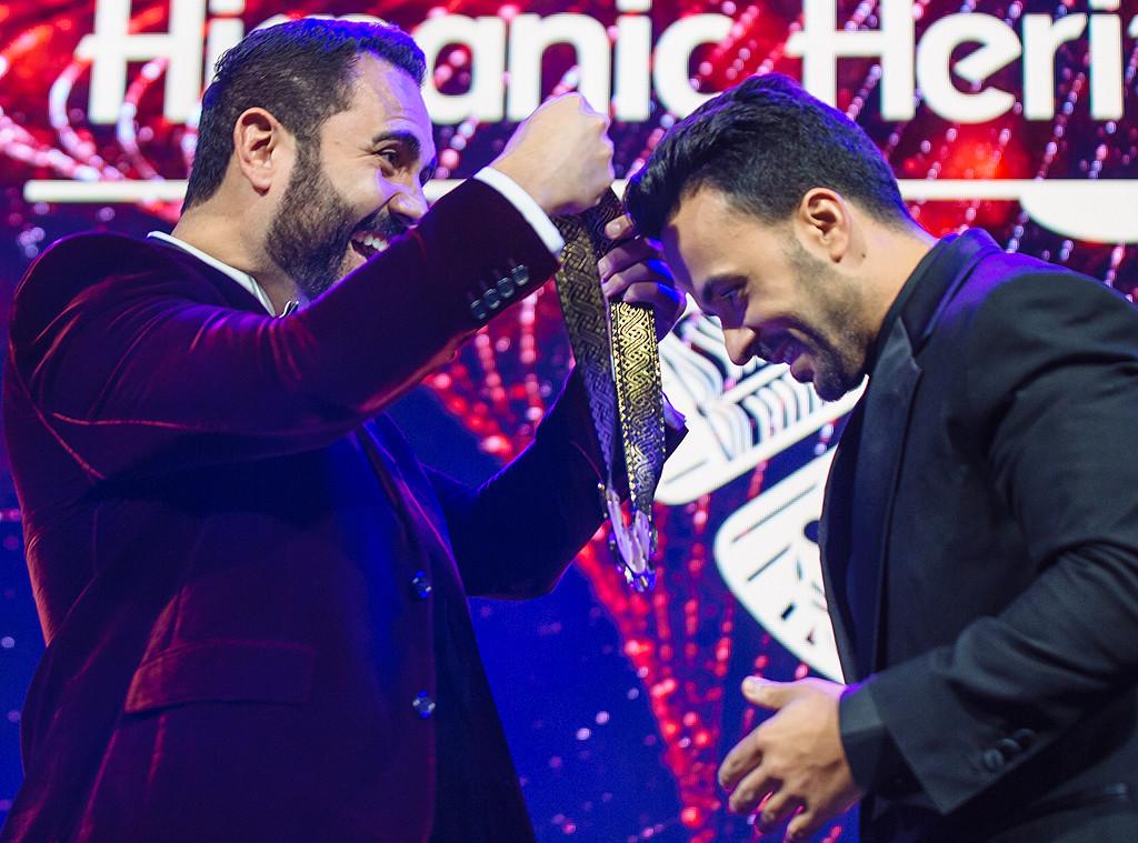 Luis Fonsi, Hispanic Heritage Awards
