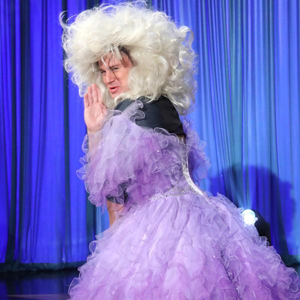Channing Tatum, The Ellen DeGeneres Show