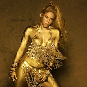 Shakira, Perro Fiel