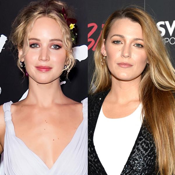 Jennifer Lawrence, Blake Lively