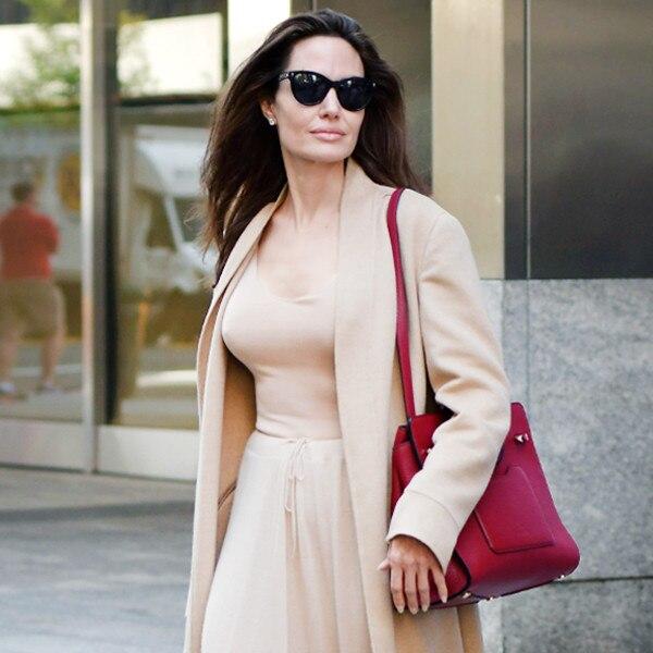 SS: Angelina Jolie's Bodysuit