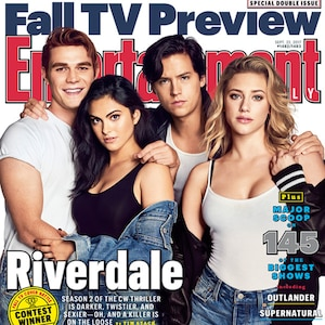Riverdale, Entertainment Weekly Magazine