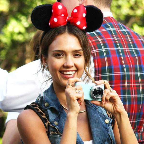 Celebrities Rocking Disney Gear