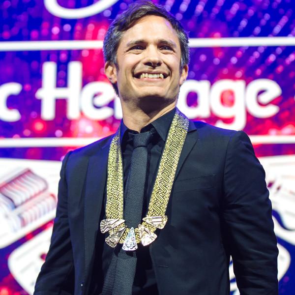 Gael Garcia Bernal, Hispanic Heritage Awards