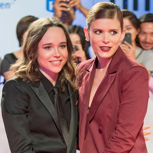 Ellen Page & Kate Mara, 2017 Toronto International Film Festival