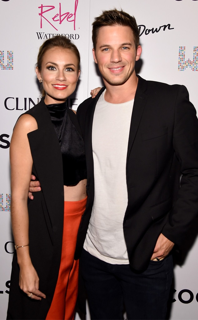 Matt Lanter, Angela Lanter