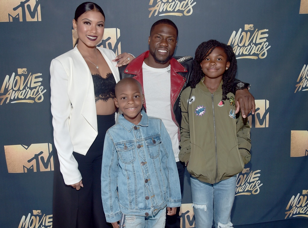 Kevin Hart apologises to wife and kids on Instagram after cheating scandal