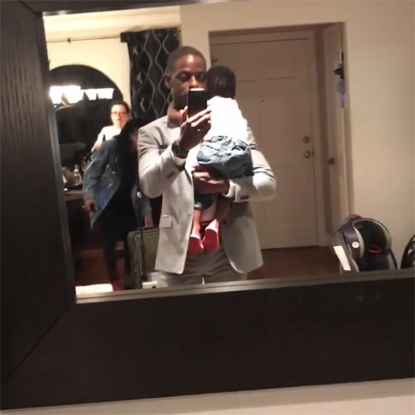 Sterling K. Brown, Son, Amare