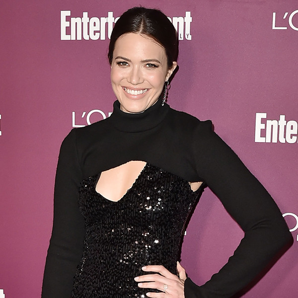 Mandy Moore, Emmy Party