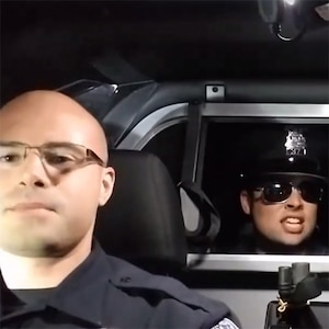 Port Huron Police Department, Dash Cam Karaoke, Backstreet Boys