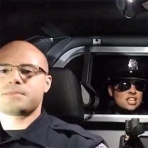 Port Huron Police Department, Dash Cam Karaoke, Backstreet Boys