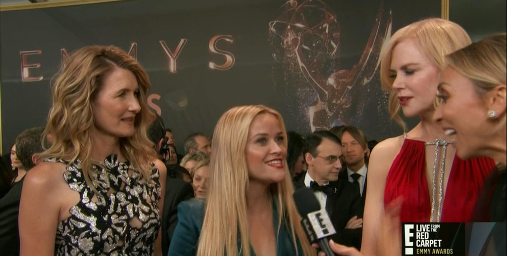 Reese Witherspoon, Nicole Kidman, Laura Dern