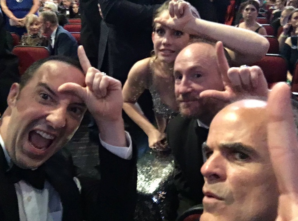 Tony Hale, Emmys 2017
