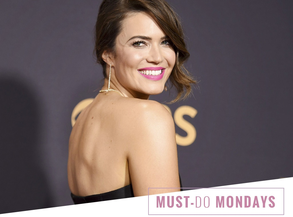 ESC: Must do Monday, Mandy Moore
