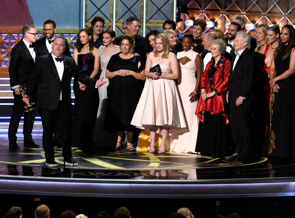 Bruce Miller, The Handmaid's Tale, 2017 Emmy Awards, Winners